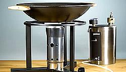 Protos Pflanzenöl-Kocher