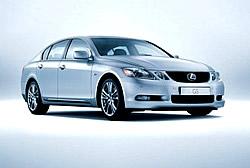 Lexus GS 450 h