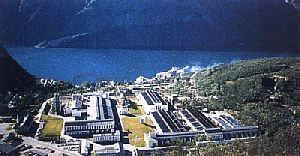 H2-Anlage in Norwegen