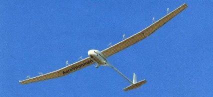 Global Observer Wasserstoff-Flieger