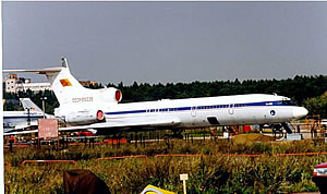 Ausgemusterte Tupolev 155
