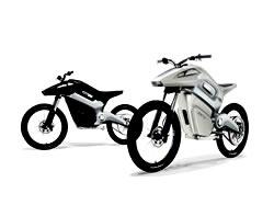 Brennstoffzellen Motorräder