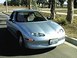 Elektromobil EV 1