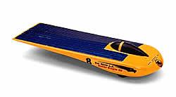 Modellspielzeug Solar Eagle 3