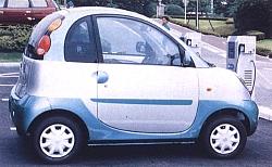 Elektromobil e-com