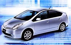 Hybridfahrzeug Prius