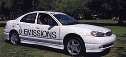 Elektromobil P 2000