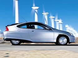 Hybridfahrzeug Insight