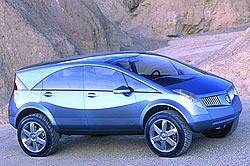 Hybridfahrzeug Koleos