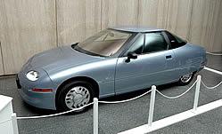 Elektromobil im Smithonian Museum