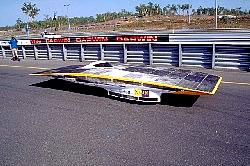Solarrennmobil Nuna