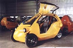 Elektromobil Sam