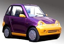 Elektromobil Reva