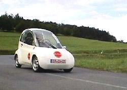 Elektromobil Oscar