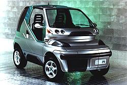 Elektromobil LUV