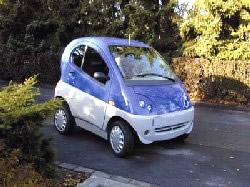Elektromobil Voltaire