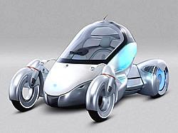 Personal Mobility Konzept Grafik