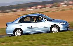 Hybridfahrzeug Civic IMA