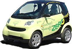 Der Smart Pure Elettrica