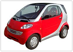 Elektromobil CMEC City Smart