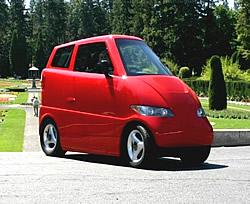 Elektromobil Tango