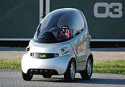 Elektromobil Volpe
