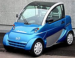 Elektromobil Startlab open