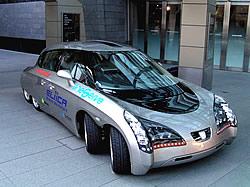 Elektromobil Eliica