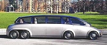 Elektromobil KAZ