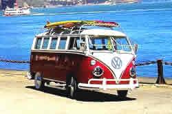 Elektromobil VW-Bus Chameleon