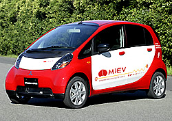 Elektromobil i MiEV
