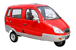 Elektromobil TX 1000 DZK