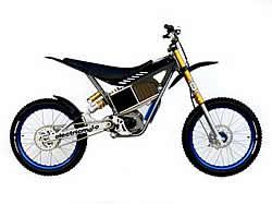 Elektro-Motorrad Blade T-6