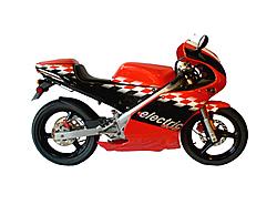 Elektro-Motorrad Electric GPR