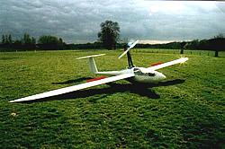 Elektromotor-Segler Silent AE-1