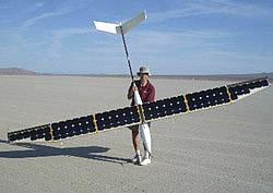 Solarelektrisches UAV SoLong
