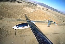 Solarflugzeug Sunseeker