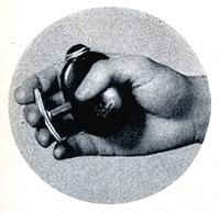 Dynamo-Taschenlampe von 1935
