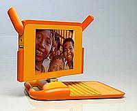 olpc-Kinder-PC in der möglichen Endversion