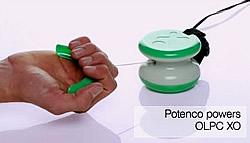 Potenco's Pull-Cord Generator