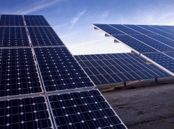 Toledo spanien Photovoltaik Solaranlage