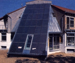 Ultra-Haus solares bauen