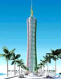 Burj al-Taqa Grafik