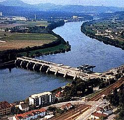 Laufwasserkrafwerk Säckingen