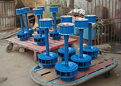 Mikro-Hydro Turbinen aus Vietnam