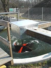 Zotlöterer Gravitationswasserwirbelkraftwerk
