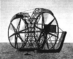 Honnef Offshore-Rotoren Grafik