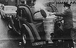 Holzvergaser PKW