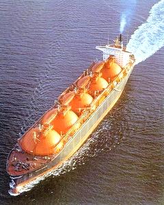 Golar Freeze Wasserstofftanker
