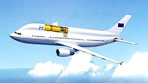 Cyroplane Airbus Wasserstoff